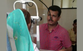 Eye check – up camp for Senior Citizens – Vengurla