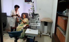 Eye check – up camp for Senior Citizens – Panjim