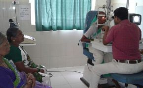 Eye check – up camp for Senior Citizens – Redi